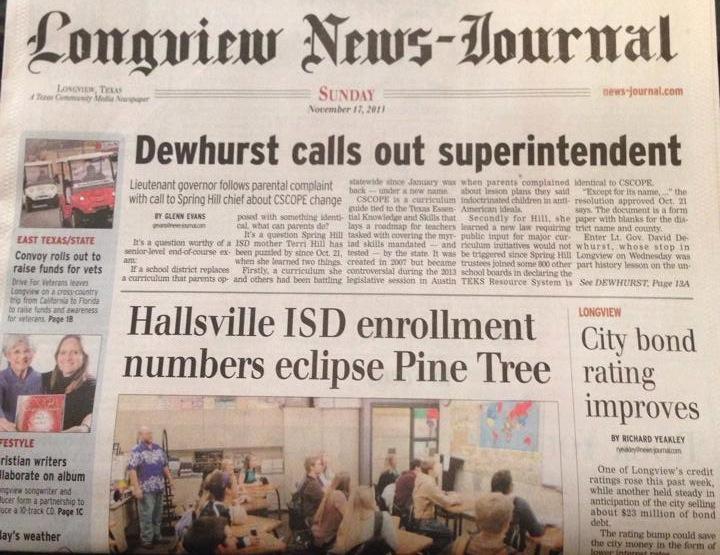 Longview News
