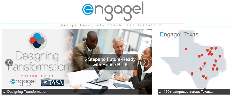 engage to learn across Texas