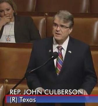 Texas Rep. John Colberson