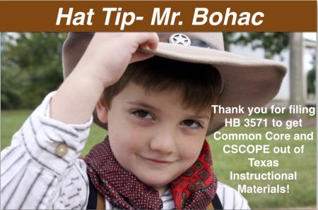Thank you Mr. Bohac