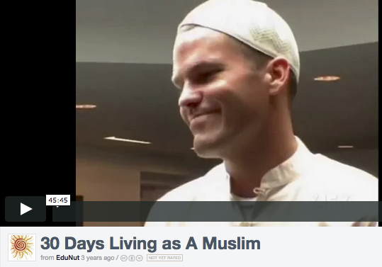 30 Days Living as a Muslim