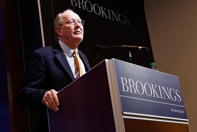Larmar Alexander - Brookings Institute