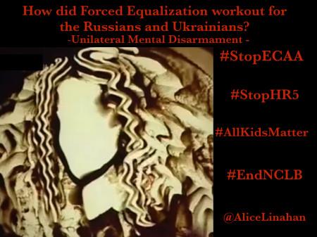 Forced Equalization #ECAA