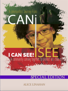 I CAN SEE Book Cover Special Edition