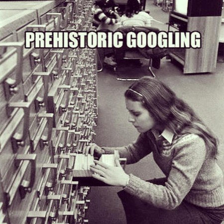 Prehistoric Google