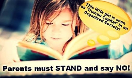 Parents must stand