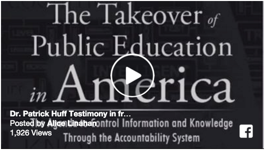Dr. Patrick Huff, Next Generation Assessments and Accountability
