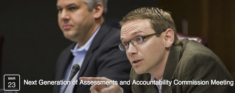 Next Generation Assessments and Accountability