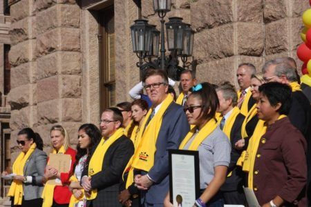 Dan Patrick School Choice Rally