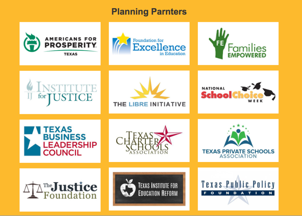 School Choice Sponsors